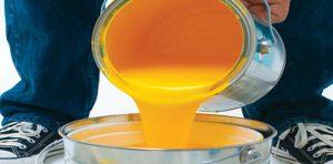 رنگ روغنی - رزین آلکیدی