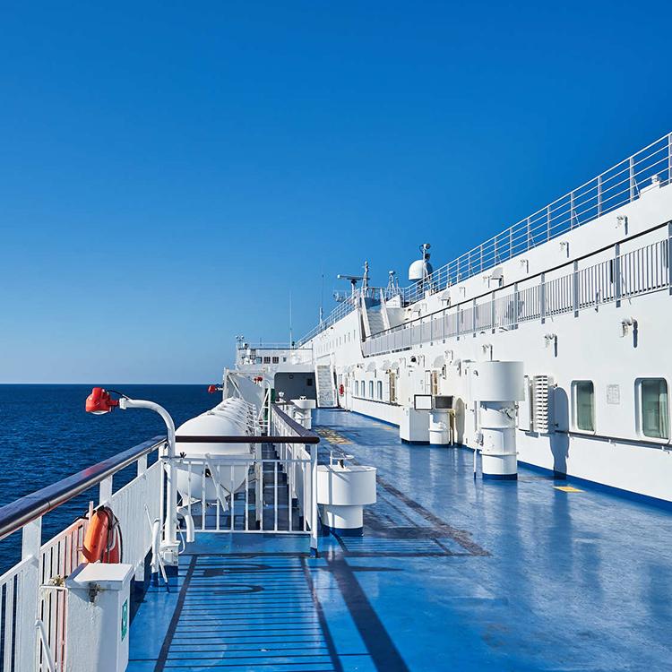 رنگ دریایی کشتی - رنگ پلی یورتان