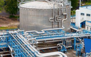 Tank lining coatings - Storage tank