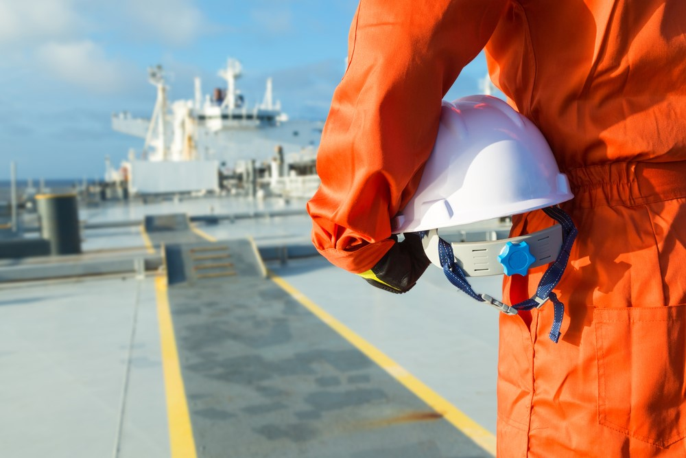 IRIS Sea Stock - Onboard maintenance
